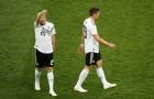 Khi tuyển Đức chơi bóng như những ông già hết thời