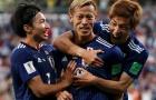 Nhật Bản vs Senegal: Hấp dẫn từ trên sân bóng đến khán đài