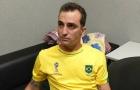 'Tướng cướp' Brazil bị bắt khi ra sân xem World Cup