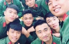 50 sắc thái của cầu thủ U23 Việt Nam khi thi THPT quốc gia 2018