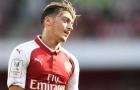 Tương lai của Ozil giữa tâm bão ở Arsenal?