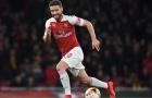 Cổ động viên Arsenal tung hô người hùng của đội bóng