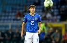 Inter Milan quyết tâm giành được sao mai nước Ý