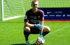 Không mua được 'Messi trong khung gỗ', Liverpool quyết càn quét hậu phương Barca