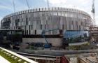Sân nhà mới của Tottenham đẹp lung linh