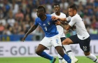 5 điểm nhấn Pháp 3-1 Italy: Dembele cần thời gian, Balotelli chưa hết thời