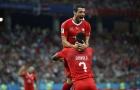 Thụy Sĩ hòa Costa Rica với kịch bản phút cuối điên rồ