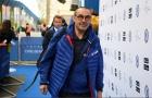 HLV Sarri: 'Đây không phải là lúc để lựa chọn'