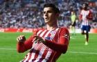 Morata: 'Tôi muốn ở lại đây'