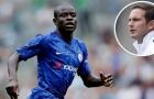 Lampard nói lời thật lòng về 'máy quét' của Chelsea khiến NHM bất ngờ