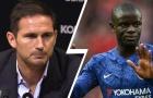 Lampard: 'Kante có thể lấy lại bóng từ bất cứ đâu trên sân'