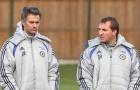 HLV Lampard: 'Tôi có mối quan hệ rất tốt với ông ấy'