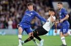 'Truyền nhân Lampard' nói gì khi rời sân sớm do chấn thương?