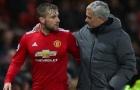 Mourinho ra quyết định chuyển nhượng quan trọng với Luke Shaw