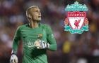 Bỏ Alisson, Liverpool nhắm thủ môn 52 triệu bảng của Barca