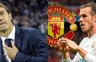 Lopetegui 'án binh bất động', Man Utd có thể đạt thỏa thuận với Gareth Bale