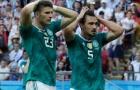 'Đức chơi một thứ bóng đá tự sát'