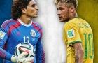DỰ ĐOÁN và tỉ lệ cược: Brazil – Mexico