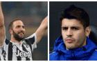 Chiều ý Sarri, Chelsea hy sinh Morata để chiêu mộ trụ cột Juventus