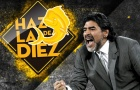 CHÍNH THỨC: Maradona quay lại băng ghế huấn luyện