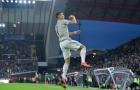 Juventus làm điều chưa từng có, Ronaldo phấn khích tung bay trong gió