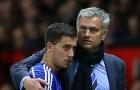 Đây, nguyên nhân thật sự khiến Hazard đột ngột thay đổi thái độ với Mourinho