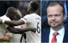 Ed Woodward nói gì với các cầu thủ M.U sau khi sa thải Mourinho?