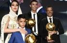 Cuối cùng Ronaldo cũng giành giải thưởng Cầu thủ xuất sắc nhất năm!