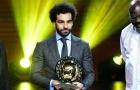 Vượt mặt Aubameyang, Salah lần thứ 2 liên tiếp xuất sắc nhất Châu Phi