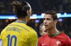 Ibrahimovic: 'Ronaldo thật vớ vẩn'