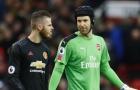 De Gea, Courtois và... Bayern Munich nói gì khi Petr Cech giải nghệ?