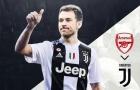 Tiết lộ: 2 lý do Ramsey từ chối Real, Barca lẫn Bayern để đến Juve