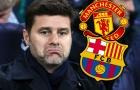 Pochettino dùng 6 từ 'phũ phàng' nhận định cơ hội của M.U trước Barca