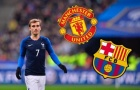 Xong! Rõ vụ Griezmann đàm phán Man Utd hay Barcelona
