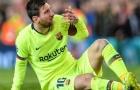 HLV Barca: 'Messi như bị tông bởi 1 chiếc xe tải'