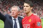 Vidic: 'Ronaldo không vui khi Sir Alex làm điều đó với cậu ấy'