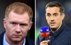 Chưa quên hận xưa, Mourinho chê Scholes và Neville không đủ trình?