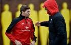 Gerrard: 'Tôi và Klopp nói chuyện 90 phút'
