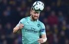 Bị ghẻ lạnh, 'cái gai trong mắt fan Arsenal' phán câu xanh rờn