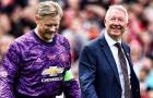 Huyền thoại Man Utd lên xe hoa với vợ mới tươi hơn cả con dâu