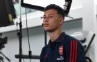 'Đó là người tạo ra lịch sử cho Arsenal, giúp mọi người có thêm động lực'
