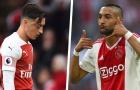 Giám đốc Ajax: 'Tôi nói Arsenal bán Ozil và mua cậu ấy với giá 1 nửa'