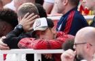 'Cậu ta sẽ rời Arsenal, Pepe đá quá hay và không có chỗ cho cậu ta'