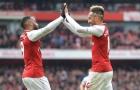'Tốc độ, sắc bén không tin nổi! Tôi yêu 2 cầu thủ Arsenal đó'