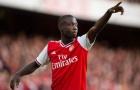 Vì sao Arsenal mua Nicolas Pepe thay vì Wilfried Zaha?