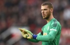 'Vai trò của tôi tại Man Utd là thúc đẩy De Gea'