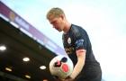 Thua Norwich, De Bruyne tiết lộ phản ứng trong phòng thay đồ Man City