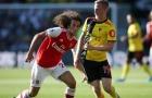 SỐC! 'Cà khịa' bất thành, sao Arsenal bị Watford lôi ra làm trò đùa