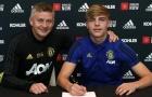 CHÍNH THỨC: 'Thánh solo' Man Utd ký hợp đồng mới