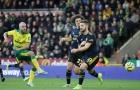 Hòa nhạt nhòa, CĐV Arsenal nổi khùng: 'Tại sao Ljungberg lại dùng gã ngu ngốc ấy?'